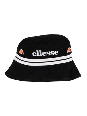 Ellesse Lorenzo Bucket Hat - Black