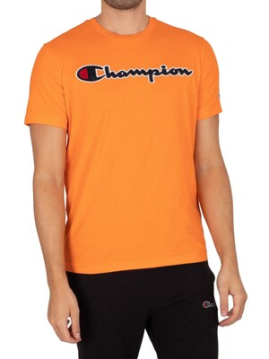 Champion Graphic T-Shirt - Orange
