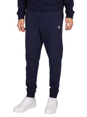 Fila Jonas Essential Fleece Joggers - Peacoat