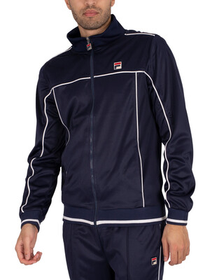 Fila Terry Track Jacket - Peacoat