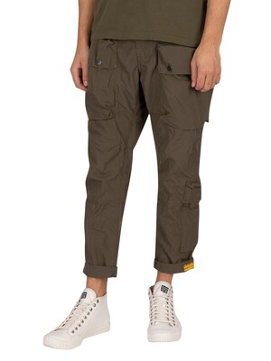 G-Star Alpine Modular Relaxed Tapered Cargos - Combat