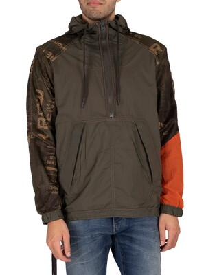 G-Star Reversible Anorak Jacket - Combat