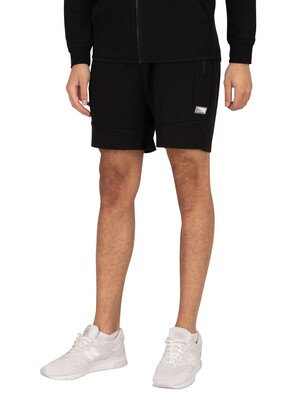 Jack & Jones Air Sweat Shorts - Black