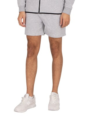 Jack & Jones Air Sweat Shorts - Light Grey Melange
