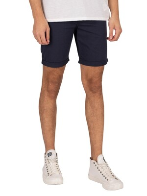 Jack & Jones Rick Orginal Chino Shorts - Navy Blazer