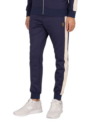 Luke 1977 Brain Cuff Joggers - Very Dark Navy