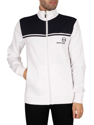 Sergio Tacchini New Young Line Track Jacket - White