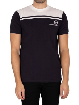 Sergio Tacchini New Young Line T-Shirt - Night Sky