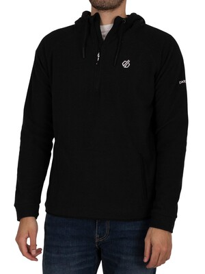 Dare 2b Forgo Fleece Hoodie - Ebony Grey