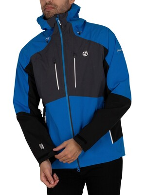 Dare 2b Soaring Waterproof Jacket - Athletic/Ebony