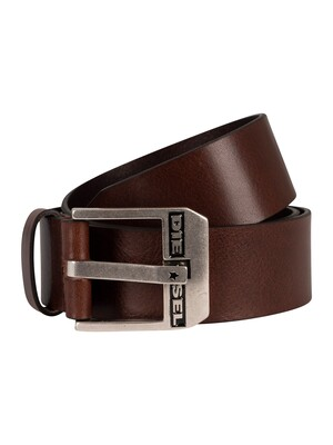 Diesel Bluestar Belt - Brown
