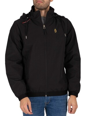Luke 1977 Brownhills Benyon Jacket - Jet Black