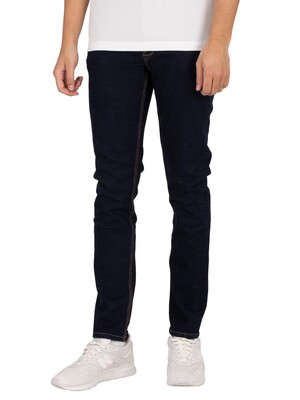Luke 1977 Vacuum Slim Tapered Jeans - Blue Lion