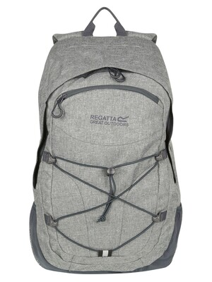 Regatta Atholl II Backpack - Marl Grey Ebony