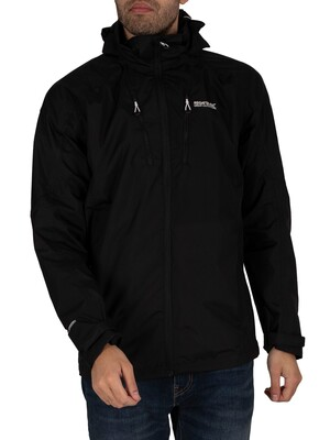 Regatta Calderdale IV Waterproof Shell Jacket - Black