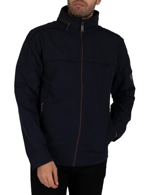 Regatta Montel Waterproof Bomber Jacket - Navy