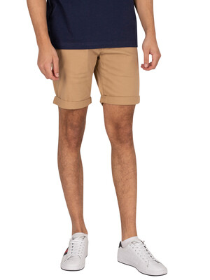 Tommy Jeans Scanton Chino Shorts - Classic Khaki