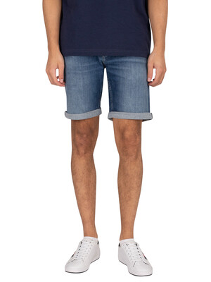 Tommy Jeans Scanton Slim Denim Shorts - Hampton Shorts
