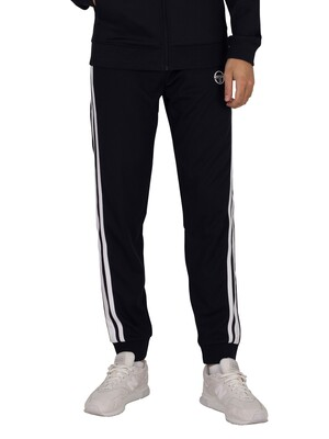 Sergio Tacchini New Damarindo Joggers - Night Sky/White