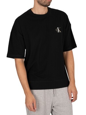 Calvin Klein CK One Lounge T-Shirt - Black