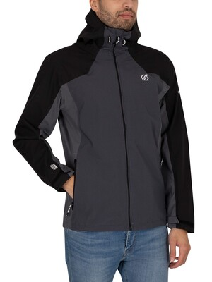 Dare 2b Recode II Waterproof Jacket - Black/Ebony