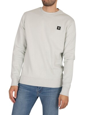 G-Star Logo Badge Sweatshirt - Gum