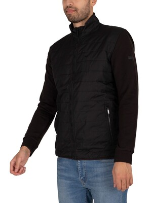 Regatta Zaiden Baffle Quilted Insulated Jacket - Black