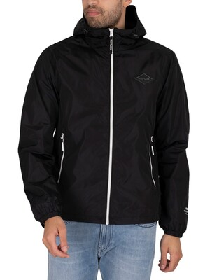 Replay Lightweight Jacket - Black