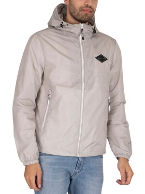 Replay Lightweight Jacket - Light Grey