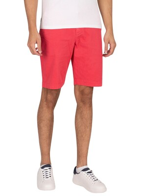 Superdry International Chino Shorts - Maldive Pink