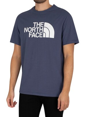 The North Face Half Dome T-Shirt - Vintage Indigo