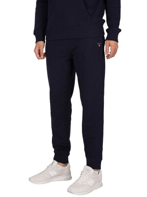 GANT Original Joggers - Evening Blue