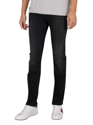 Tommy Jeans Scanton Slim Jeans - Dynamic Jacob Black
