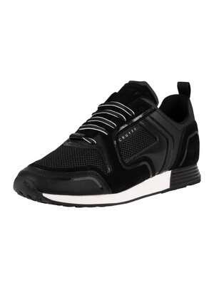 Cruyff Lusso Contour Trainers - Black