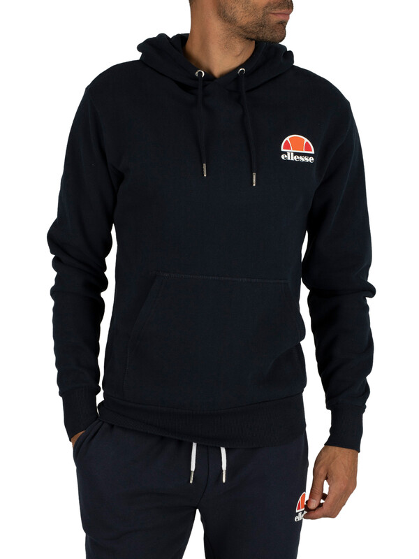 Ellesse Dress Blues Toce Left Logo Hoodie