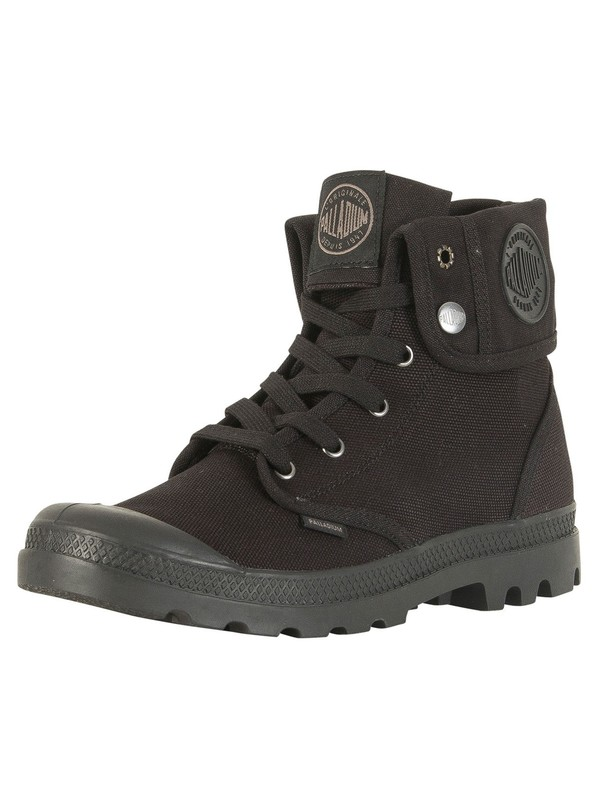 Palladium US Baggy Boots - Black