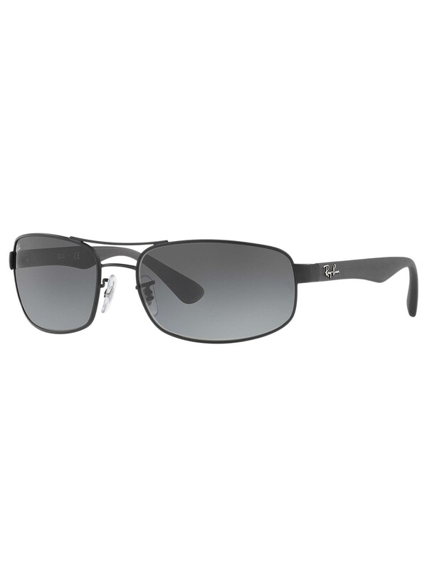 Ray-Ban Orb Steel Sunglasses - Grey Gradient