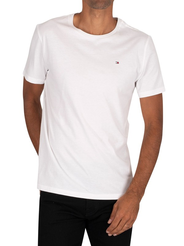 Tommy Hilfiger Icon T-Shirt - Classic White