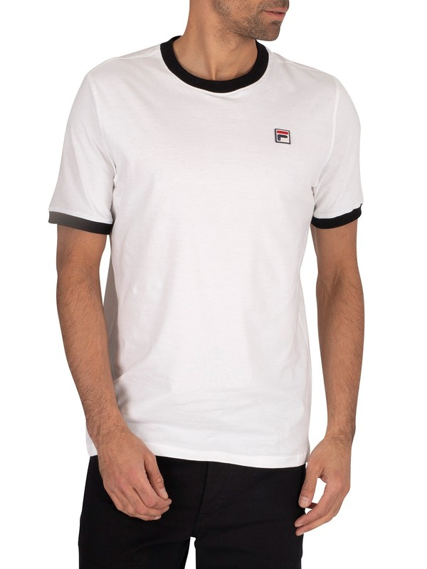 Fila Essential Vintage T-Shirt - White