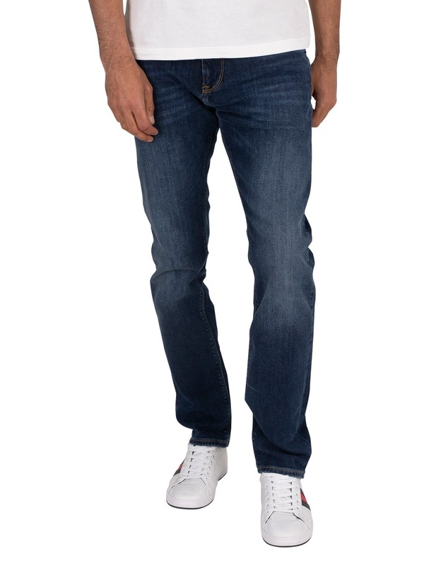 Tommy Hilfiger Core Bleecker Slim Jeans - New Dark Stone
