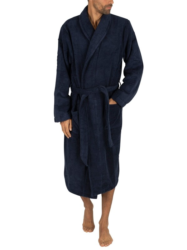 Calvin Klein Robe - Blue Shadow