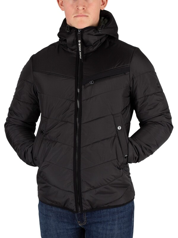G-Star Attacc Overshirt Jacket - Dark Black