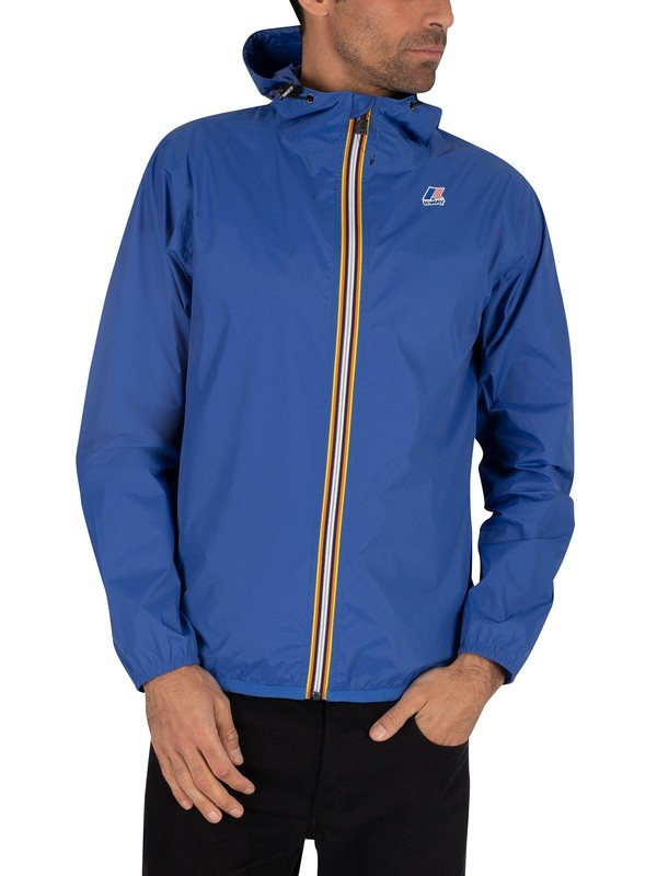 K-Way Le Vrai 3.0 Claude Jacket - Blue Royal