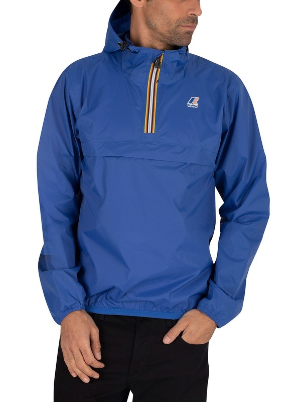 K-Way Le Vrai 3.0 Leon Jacket - Blue Royal