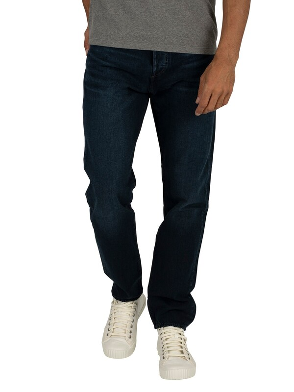 Levi's 501 Slim Taper Jeans - Dark Hours
