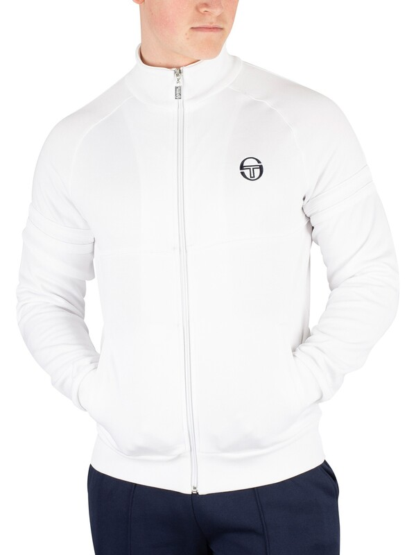 Sergio Tacchini Orion Track Top - White
