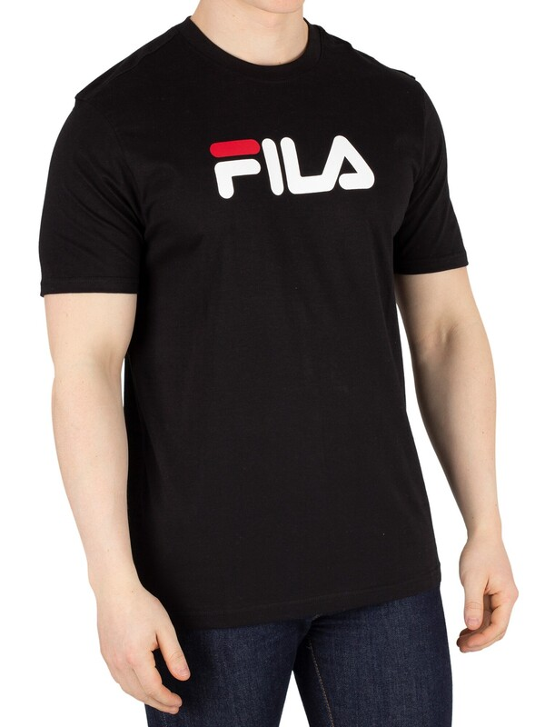 Fila Eagle Graphic T-Shirt - Black