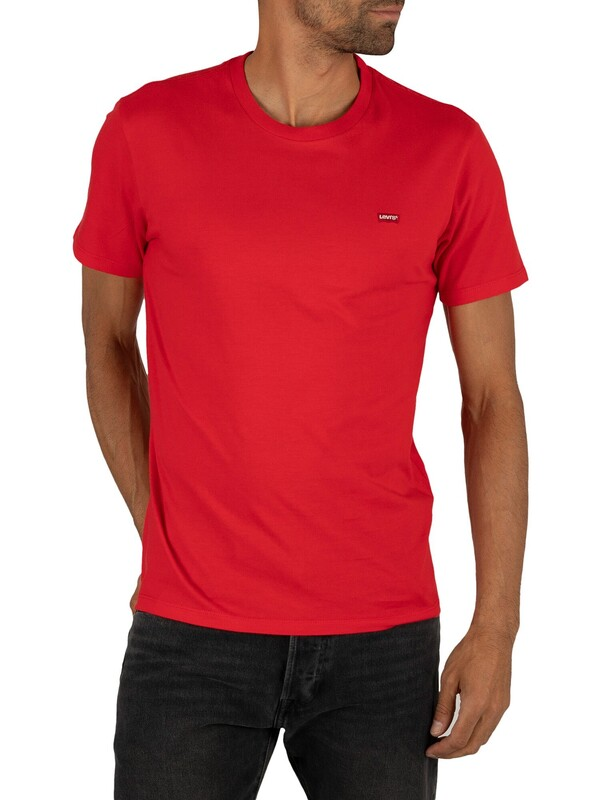 Levi's Original T-Shirt - Brilliant Red