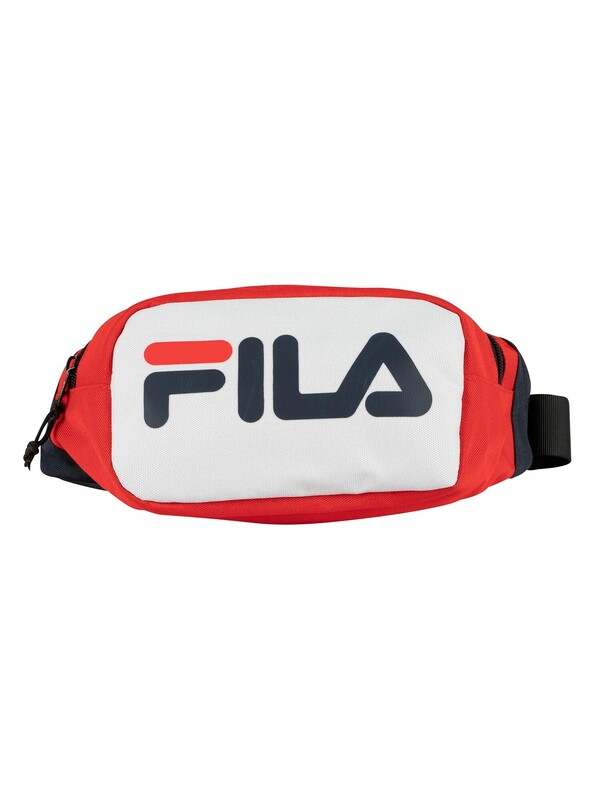 Fila Soel Waist Bag - Peacoat/Red/White