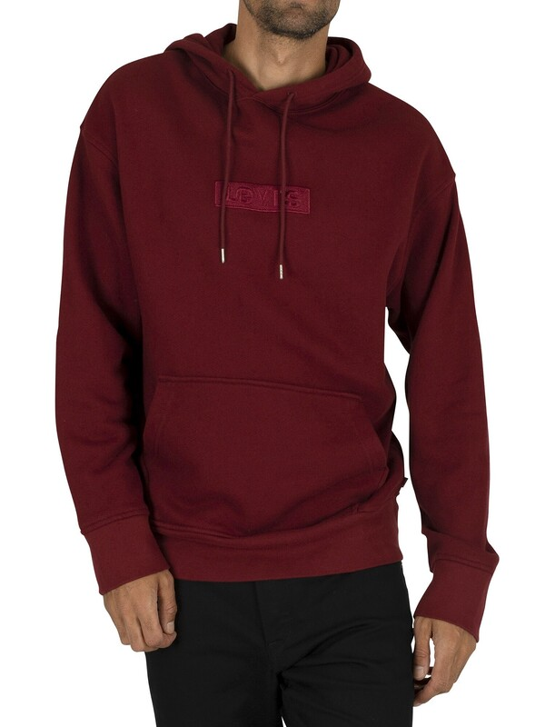 Levi's Relaxed Graphic Pullover Hoodie - Babytab